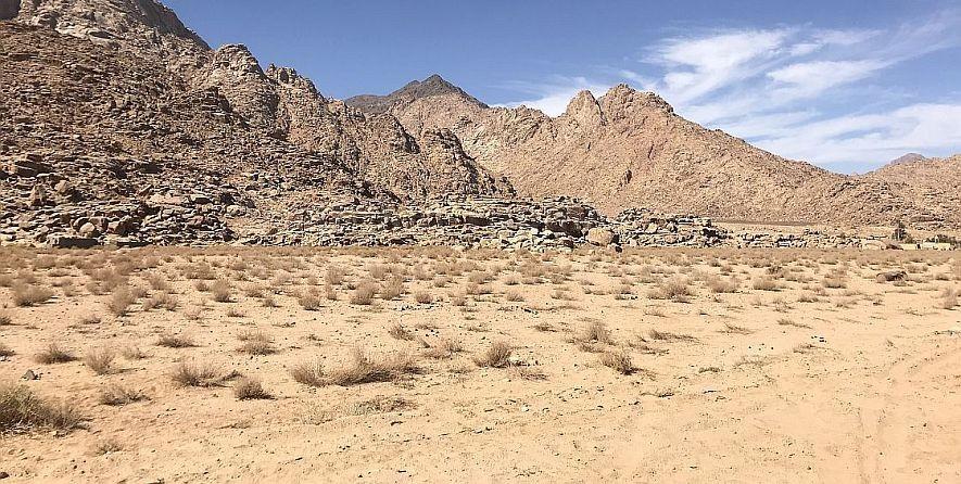 Maps Of Mount Sinai Egypt And Midian Jabal Maqla